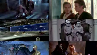 Get Your 'Star Wars' Binging Done In Under Three Hours With This Mash-Up Of The Entire Series