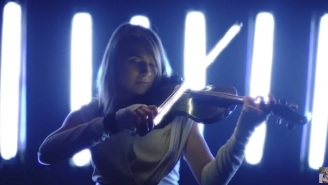 A Violinist Drops Her Bow And Picks Up A Lightsaber To Play This 'Star Wars' Medley