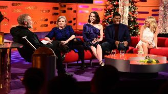 Carrie Fisher spilled the secrets of 'The Force Awakens' to…
