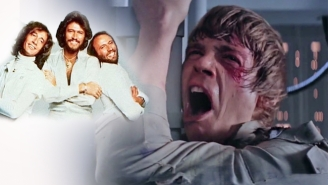 'Star Wars' Characters Try To Do Their Best Rendition Of The Bee Gee's 'Staying Alive'