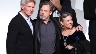 Either I was dreaming or I went to the premiere of 'Star Wars: The Force Awakens'