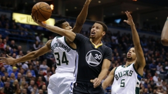 Steph Curry And The Warriors Make No Secret About Wanting Revenge On The Bucks