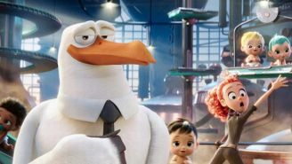 The First Trailer For Kelsey Grammer's 'Storks' Is Confusing, Possibly Life-Ruining
