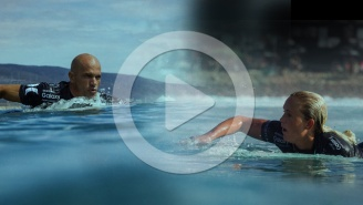 A Day With The Planet's Two Most Famous Surfers Can Teach Us A Lot About Chasing Excellence