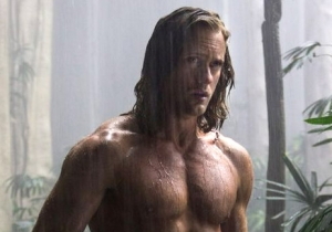 Here's Our First Loincloth Look At Alexander Skarsgård And Margot Robbie In 'Tarzan'