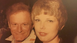 This Person's Grandparents Totally Look Like Taylor Swift And Hugh Hefner