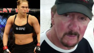 Terry Funk Isn't Happy About Ronda Rousey Starring In A 'Road House' Remake