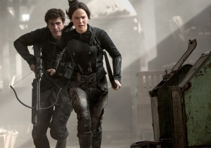 Jennifer Lawrence Is Done With 'Hunger Games,' Thinks It's 'Too Soon' For Prequels