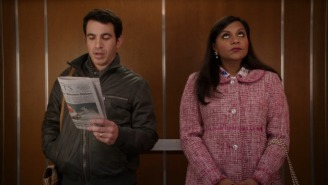 The Midseason Finale Of 'The Mindy Project' Pulls The Facade Off The Rom-Com