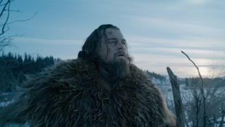 Leonardo DiCaprio And 'The Revenant' Want You To Love Them