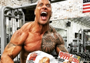 The Rock Might Be The Next To Join Universal's New Monster Universe