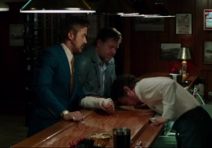 Ryan Gosling and Russell Crowe are unexpectedly silly in the NSFW 'Nice Guys' trailer