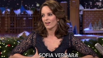 Tina Fey Proves Just How Terrible She Is At Impressions