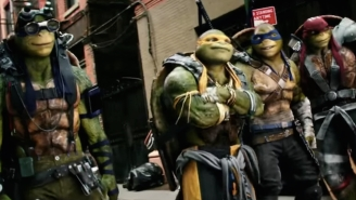 Embrace The Loud Madness That Is The 'Teenage Mutant Ninja Turtles: Out Of the Shadows' Teaser Trailer