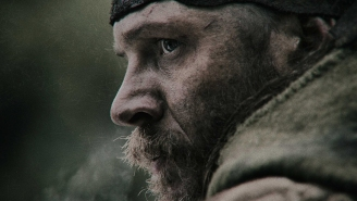 How 'Revenant' star Tom Hardy helped me realize I am out of the junket business