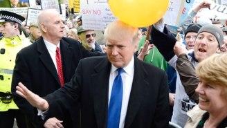 Donald Trump's Explanation For His Bad Hairdo May Make A Billionaire's Struggle Seem Real