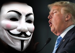 Is Anonymous Now Targeting Donald Trump Over His Proposed Ban On Muslims?