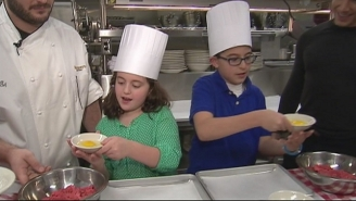 Make-A-Wish Made These Twins' Dreams Of Becoming Professional Chefs Come True