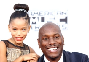 Tyrese's Gift To His 8-Year-Old Daughter Is As Ridiculously Expensive As You'd Expect