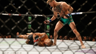 Conor McGregor Defeats Jose Aldo With A Stunning First Round KO At UFC 194