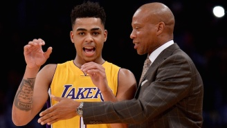 The Young Lakers Refute Byron Scott's Claim That They Played 'Scared' Against The Thunder