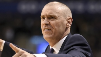 Rick Carlisle Says His Starters 'Aren't Going To Be Mavericks For Very Long' Unless They Give Better Effort