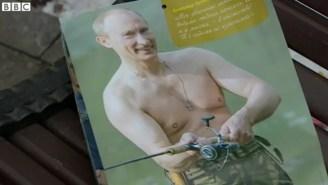 Did You Ruin Christmas? Make Up For It With The Vladimir Putin Calendar