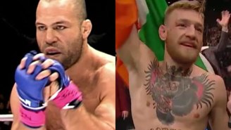 Wanderlei Silva Wants To Slap Conor McGregor For What He Said About Jesus