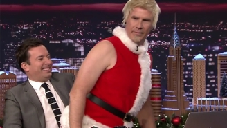 Will Ferrell Introduces The World To The Newer, Fashionable Santa Claus