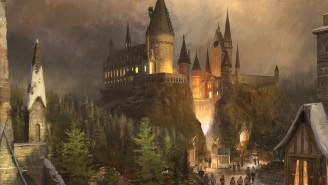 And the opening date for California's Wizarding World of Harry Potter is…