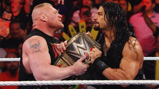 Roman Reigns Revealed Brock Lesnar And Paul Heyman Wanted To 'Crush' Him At WrestleMania 31