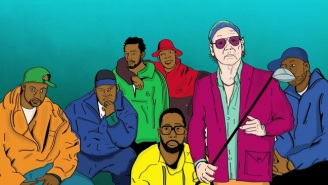 What Would It Look Like If Bill Murray Helped The Wu-Tang Clan Steal Their Album From Martin Shkreli?