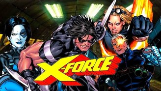 Does This Leaked 'X-Force' Concept Art Reveal The Movie's Mutant Lineup?