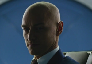 James McAvoy Is Bringing Professor X's Groovy Mutation To 'The New Mutants'