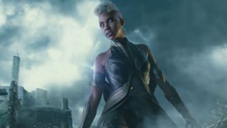 New 'X-Men: Apocalypse' Featurettes Spotlight Storm And Angel Getting Angry