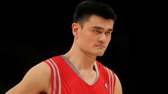Team USA Had A Million Dollar Bounty For Anyone Who Dunked On Yao Ming At The 2000 Olympics