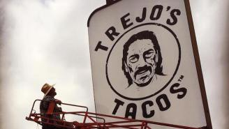 Everyone's Excited About Danny Trejo's Soon-To-Open Taco Restaurant