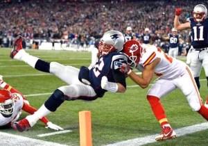 Tom Brady And Julian Edelman Traded Friendly Jabs Over The Quarterback's Scrambling Ability