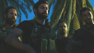 This '13 Hours' Showing Came To An End When A Drunk Guy Shot A Woman