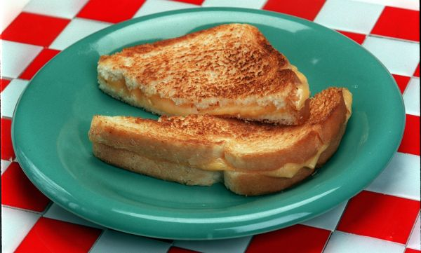 Grilled Cheese Sandwich for the Perfect Column