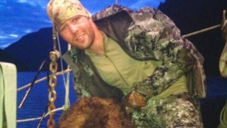 An NHL Player Was Finally Punished For Illegally Killing And Beheading A Grizzly Bear