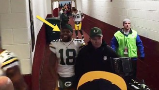 Randall Cobb Beats The Redskins, Then Disses Kirk Cousins With A 'You Like That'