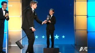 Jacob Tremblay Steals The Critics Choice Awards With An Awesome Acceptance Speech