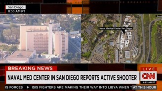What We Know About The Alleged Naval Medical Center Shooter In San Diego (Updated)