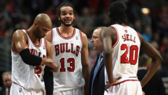 The Bulls Might Be Putting Pau Gasol, Joakim Noah And Taj Gibson On The Trade Block