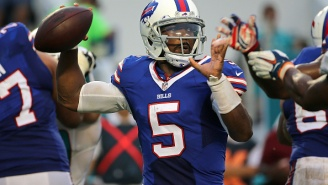 Is Tyrod Taylor A Long-Term Solution For The Buffalo Bills?
