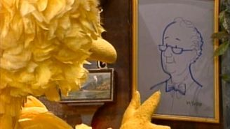 Booze, Grief, And Big Bird — How 'Sesame Street' Helped Me Cope With My Dad's Death