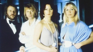 ABBA Reunited For The First Time In Years Last Night