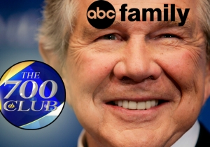 Here's Why Disney Can't Ditch Pat Robertson And 'The 700 Club' On ABC Family