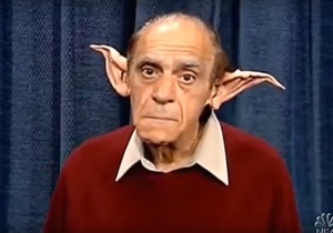 RIP Abe Vigoda (and Abe Vi-Yoda), the legendary character actor